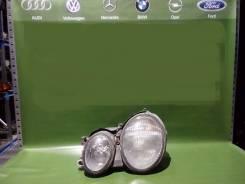 Фара. Mercedes-Benz CLK-Class