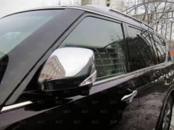Накладка на зеркало. Nissan Patrol, Y62 Infiniti QX56, Z62