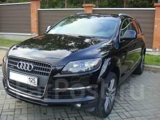 Audi Q7. автомат, 4wd, 3.6, бензин