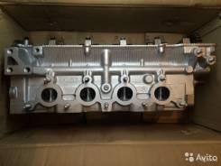 Головка блока цилиндров. Hyundai: Matrix, Accent, Elantra, Getz, Verna, Lavita, Coupe Kia Rio Kia Cerato Двигатель G4EE