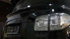Спойлер на заднее стекло. Nissan Patrol, Y62