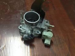 Заслонка дроссельная. Honda HR-V, GH4, LA-GH2, LA-GH3, LA-GH4, ABA-GH4, ABA-GH3, LA-GH1 Двигатели: D16W5, D16A