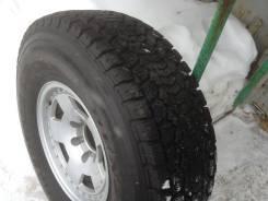 Dunlop Grandtrek SJ5. Всесезонные, 2008 год, износ: 5%, 4 шт