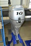 Honda. 10,00л.с., 4х тактный, бензин, нога S (381 мм), Год: 2015 год