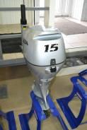 Honda. 15,00л.с., 4х тактный, бензин, нога S (381 мм), Год: 2015 год