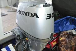 Honda. 30,00л.с., 4х тактный, бензин, нога S (381 мм), Год: 2015 год