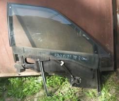 Стекло боковое. Audi 80