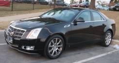 Стекло лобовое. Cadillac CTS