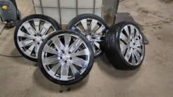"""Продам колеса BADX Loxarny Tempest W. Vision R19. 8.0x19"""" 5x114.30"""