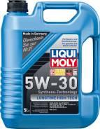 Liqui moly Leichtlauf high tech. Вязкость 5w30, синтетическое
