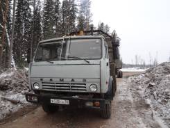 Камаз 54112. Продам А лесовоз-роспуск, 10 850 куб. см., 10 000 кг.