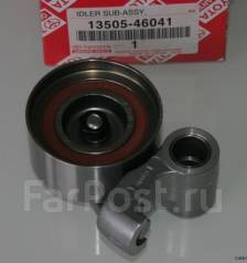 Натяжной ролик. Toyota: Cresta, Crown Majesta, Altezza, Chaser, Progres, Mark II, Crown, Supra, Soarer, Origin, Aristo Двигатели: 2JZGE, 1JZGE, 2JZGTE