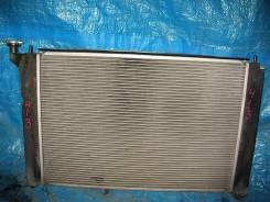 Радиатор охлаждения двигателя. Toyota Caldina, ZZT241, ZZT241W Двигатель 1ZZFE