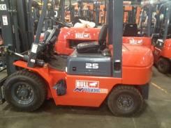 Bull FG 30. Бензиновый вилочный погрузчик BULL FG 30, 3 000 кг.