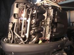Yamaha. 150,00л.с., 4х тактный, бензин, нога L (508 мм), Год: 2009 год