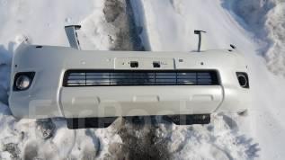 Бампер. Toyota Land Cruiser Prado, GDJ150L, KDJ150L, TRJ150W, TRJ150, GDJ150W, GRJ150, GRJ150W, GRJ150L Двигатели: 1GDFTV, 1KDFTV, 2TRFE, 1GRFE