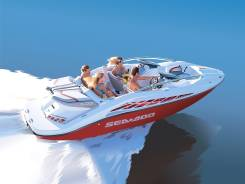 BRP Sea-Doo. Год: 2008 год, длина 6,00 м., 430,00 л.с., бензин