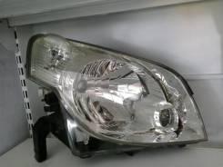 Фара. Nissan Lafesta, B30 Двигатель MR20DE