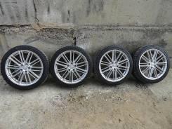 Bridgestone Alpha. 8.0x19, 5x114.30, ET55, ЦО 73,0мм.