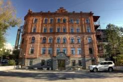 Офисные помещения. 27кв.м., улица Комсомольская 79, р-н Центральный. Дом снаружи