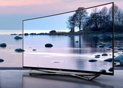 "OLED Телевизор Panasonic TX-65CZ950. больше 46"" LED"