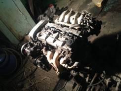 Двигатель в сборе. Mazda Premacy Двигатель FPDE