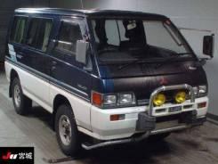 Mitsubishi Delica. Документы ММС Delica 25 кузов