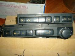 Блок управления климат-контролем. Toyota Mark II, JZX91 Двигатель 2JZGE