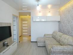 3-комнатная, улица Калинина 115а. Чуркин, агентство, 54 кв.м. Интерьер