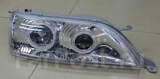 Линза фары. Toyota Cresta, GX100, GX105, JZX100, JZX101, JZX105, LX100