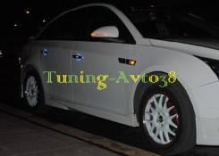 Ручки на двери с подсветкой Acura turbo 2007-