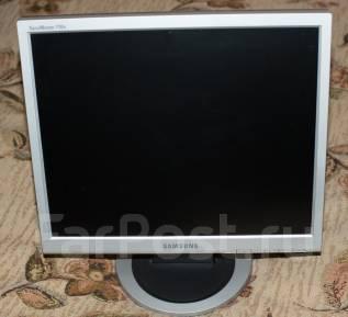 "Samsung SyncMaster 710N. 17"" (43 см), технология LCD (ЖК)"