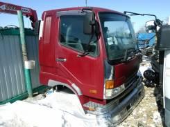 Кабина. Mitsubishi Fuso, FK61 Двигатель 6M61