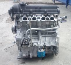 ДВС G4FA Hyundai Solaris 1,4 литра
