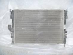 Радиатор охлаждения двигателя. Renault Duster Renault Logan Лада Ларгус Двигатели: K9K, F4R, K4M, K7M, D4F, K7J