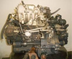 Двигатель в сборе. Honda: CR-X del Sol, HR-V, Civic Ferio, Civic, Partner, Domani Двигатель D16A. Под заказ