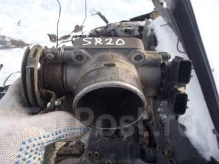 Заслонка дроссельная. Nissan Primera Camino, WHP11 Двигатели: SR20DE, SR20VE, SR20VENEOVVL
