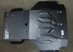 Защита двигателя. Lexus LX470