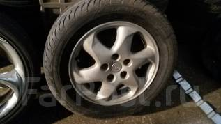 Запасное колесо 215/60 R16. x16 5x114.30 ЦО 67,0мм.