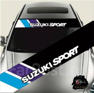 Дефлектор лобового стекла. Suzuki