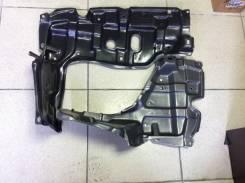 Защита двигателя. Toyota: Vitz, Ractis, Corolla Fielder, ist, Corolla Axio Двигатели: 1NZFE, 1NRFE, 1KRFE, 2ZRFAE