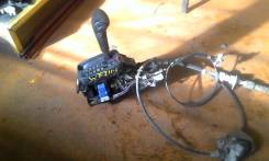 Селектор кпп. Nissan Wingroad, WFY11 Двигатель QG15DE