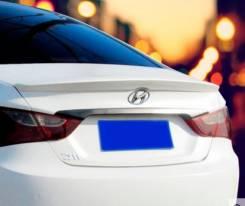 Спойлер. Hyundai Sonata, YF