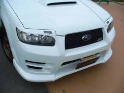 Накладка на фару. Subaru Forester, SG