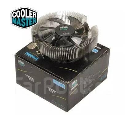 Кулер Cooler Master Z50 [LGA 775/115x/AM2/AM3/FM