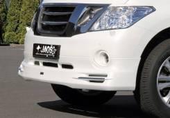 Обвес кузова аэродинамический. Nissan Patrol