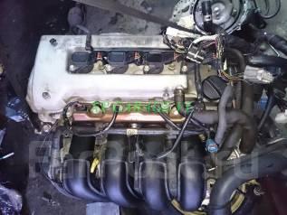 Двигатель в сборе. Toyota: RAV4, Celica, Vista, Vista Ardeo, Opa Двигатель 1ZZFE