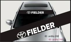 Наклейка. Toyota Corolla Fielder