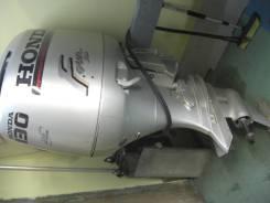Honda. 130,00л.с., 4х тактный, бензин, нога L (508 мм), Год: 2006 год
