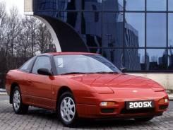Nissan 200SX S13 - запчасти бу. Nissan 200SX, S13 Двигатель CA18DT